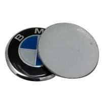 BMW - aluminiowy emblemat do kluczy , reperaturka do pilota  14mm