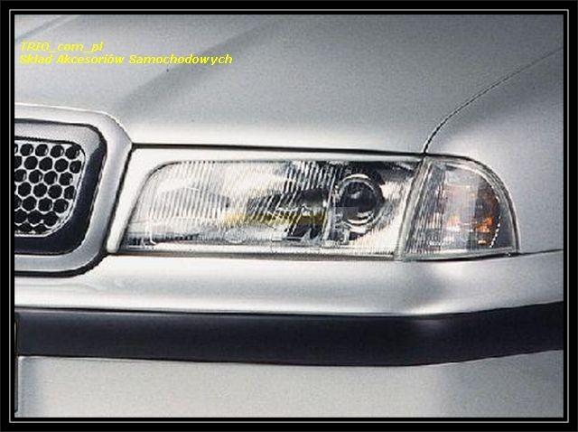 Brewki Na Reflektory Na Lampy Przednie Do Samochodu Skoda