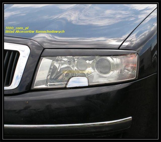Brewki Na Reflektory Na Lampy Przednie Do Samochodu Skoda Superb
