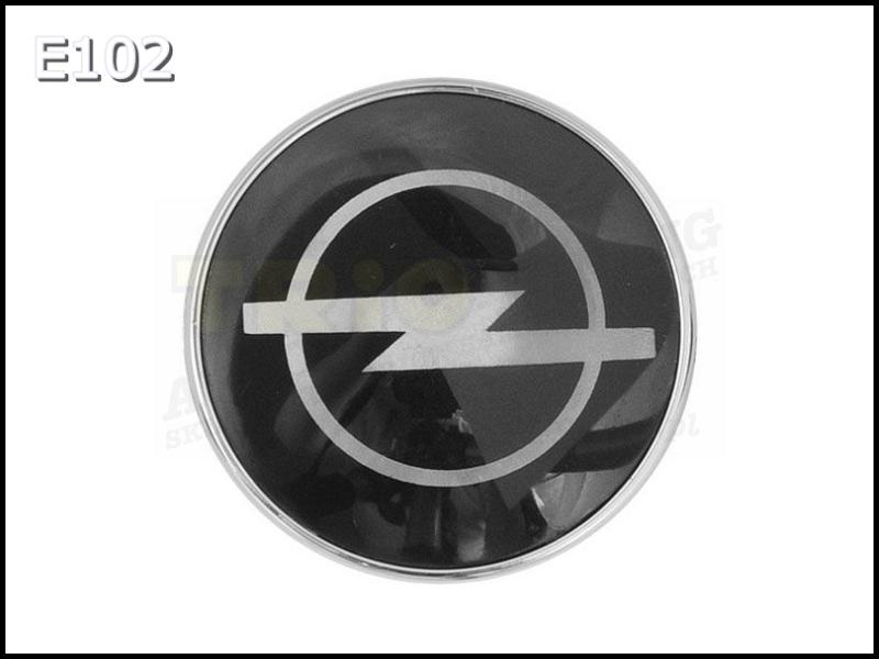 Emblemat Logo Opel Czarny Emblematy Samochodowe Na