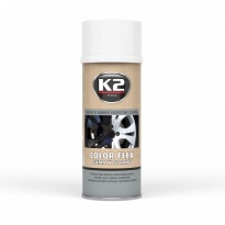 K2 Color Flex biały 400 ML guma w sprayu plasti spray