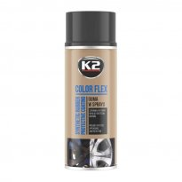 K2 Color Flex czarny mat 400 ML guma w sprayu plasti spray