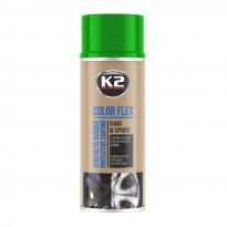 K2 Color Flex zielony jasny 400 ML guma w sprayu plasti spray