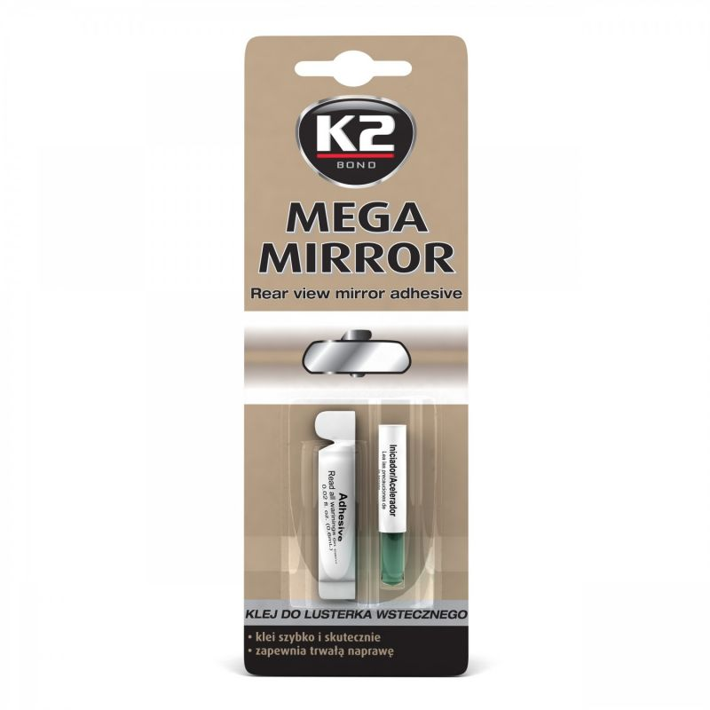 Klej do lusterka, lusterek MIRROR 6ml