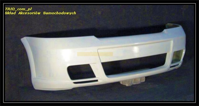Zderzak Przedni Op Do Samochodu Opel Astra Ii G 1001103 Spoiler Replika Opc Sklep